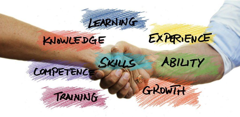 skills growth development